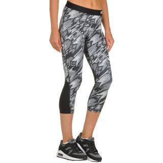 Лосины Nike Women's Pro Cool Capri - фото 4