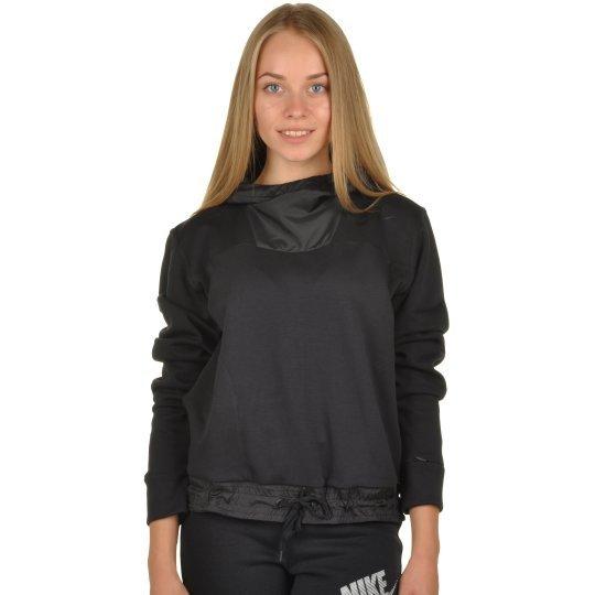 Кофта Nike Women's Sportswear Advance 15 Hoodie - фото