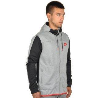 Кофта Nike Men's Sportswear Advance 15 Hoodie - фото 4