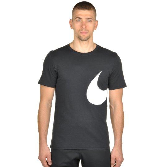 Футболка Nike Tee-Oversize Swoosh - фото