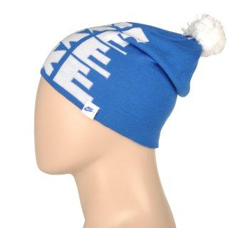 Шапка Nike Kids' Futura Pom Knit Hat - фото 2