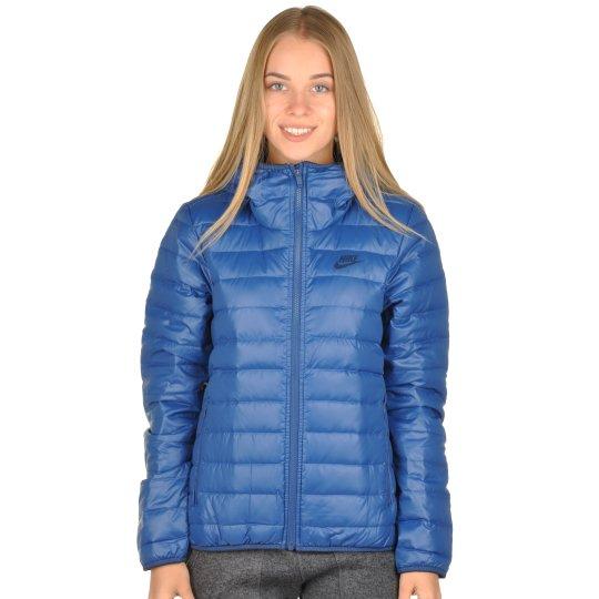 Куртка-пуховик Nike Women's Sportswear Jacket - фото