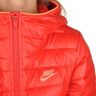 Куртка-пуховик Nike Women's Sportswear Jacket - фото 6