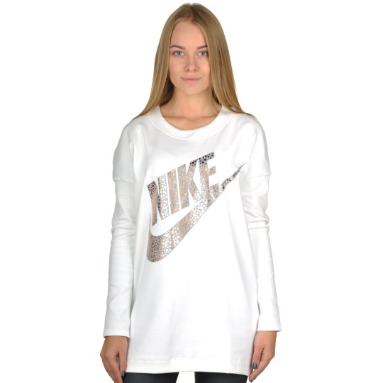Кофта Nike Women's Sportswear Top - фото