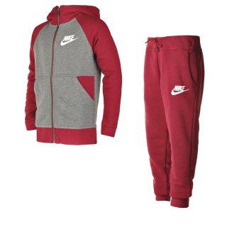 Костюм Nike G Nsw Trk Suit Ft - фото 1