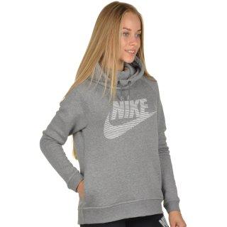 Кофта Nike W Nsw Rly Fnl Gx1 - фото 4