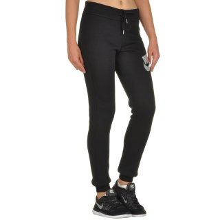 Брюки Nike W Nsw Rly Pant Tight Gx - фото 4