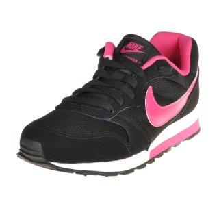 Кроссовки Nike Girls' Md Runner 2 (Gs) Shoe - фото 1
