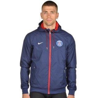 Куртка-ветровка Nike Men's Paris Saint-Germain Authentic Windrunner Jacket - фото 1