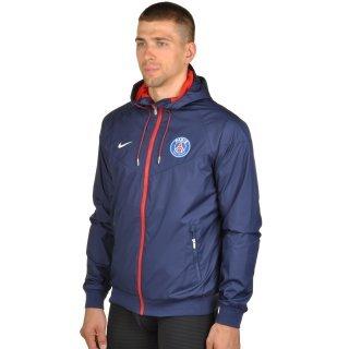Куртка-ветровка Nike Men's Paris Saint-Germain Authentic Windrunner Jacket - фото 2