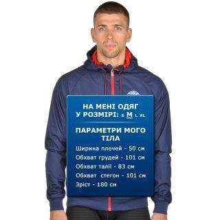 Куртка-ветровка Nike Men's Paris Saint-Germain Authentic Windrunner Jacket - фото 7