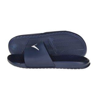 Сланцы Nike Men's Benassi Shower Slide Sandal - фото 2