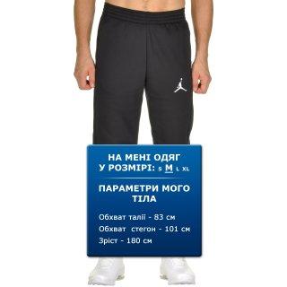 Брюки Nike Men's Jordan Flight Fleece With Cuff Pant - фото 6