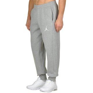 Брюки Nike Men's Jordan Flight Fleece With Cuff Pant - фото 2