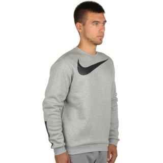 Кофта Nike M Nsw Crw Flc Mx - фото 4
