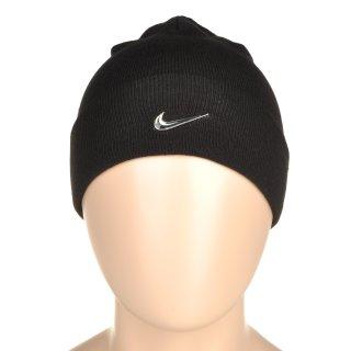 Шапка Nike Metal Swoosh Beanie Yth - фото 5