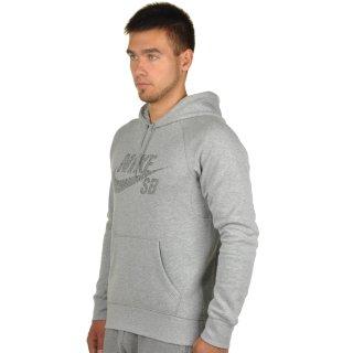 Кофта Nike Men's Sb Icon Dots Pullover Hoodie - фото 2