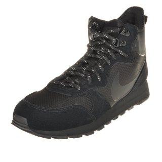 Ботинки Nike Men's Md Runner 2 Mid Premium Shoe - фото 1