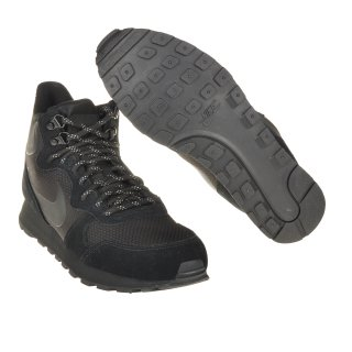 Ботинки Nike Men's Md Runner 2 Mid Premium Shoe - фото 3