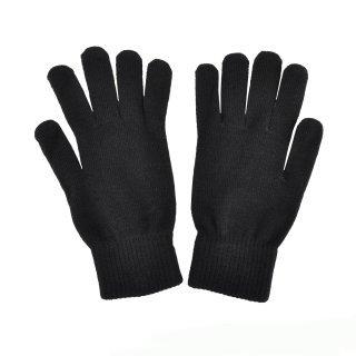 Перчатки Nike Knitted Gloves L/Xl Black/White - фото 2