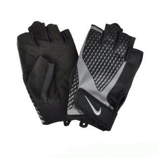 Перчатки Nike Mens Core Lock Training Gloves 2.0  Black/Cool Grey - фото 1