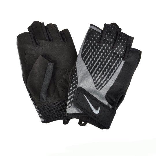 Перчатки Nike Mens Core Lock Training Gloves 2.0  Black/Cool Grey - фото