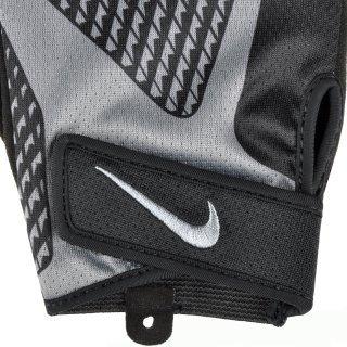 Перчатки Nike Mens Core Lock Training Gloves 2.0  Black/Cool Grey - фото 4