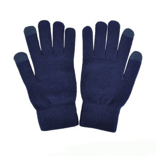 Перчатки Nike Fcb Supporter Knitted Tech Gloves S/M Loyal Blue/White - фото 2