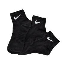 Носки Nike 3ppk Lightweight Quarter (S,M, - фото