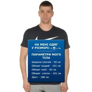 Футболка Nike Tee-New Jdi Swoosh - фото 6