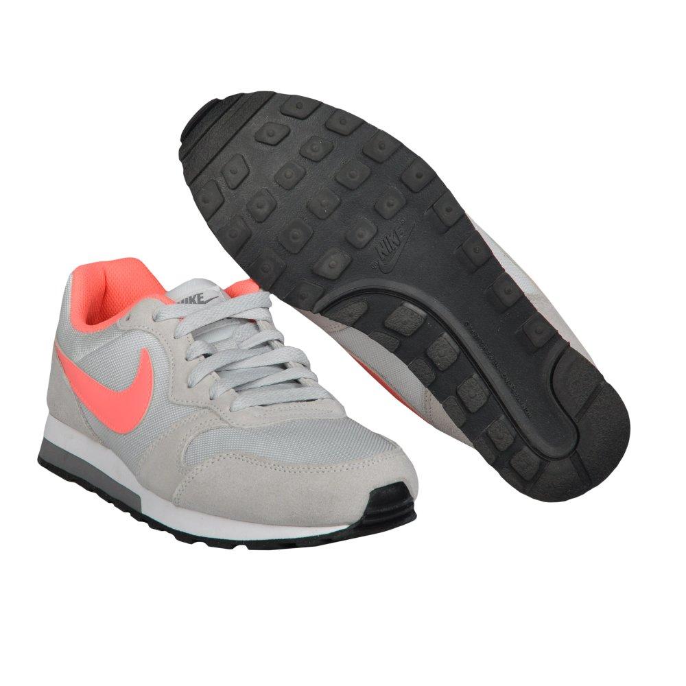 8e524041 Кроссовки Nike Girls' MD Runner 2 (GS) Shoe купить по акционной цене ...