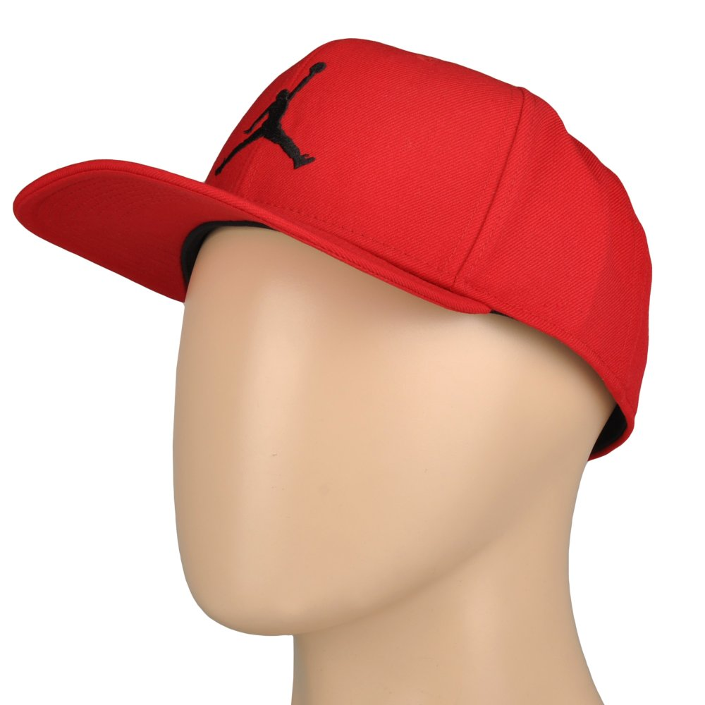 Кепка Nike Jordan Jumpman Fitted посмотреть в MEGASPORT 619359-695 4c1e31a4005c4