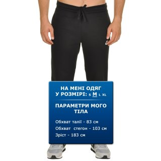 Брюки Nike M Nsw Pant Cf Flc Club - фото 8