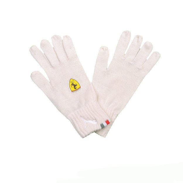 Перчатки Puma Ferrari Ls Knit Gloves - фото