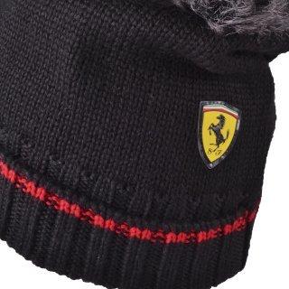 Шапка Puma Ferrari Beanie - фото 3