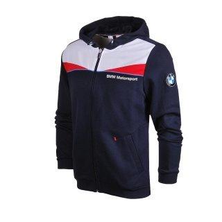 Кофта Puma BMW Sweat Jacket - фото 1
