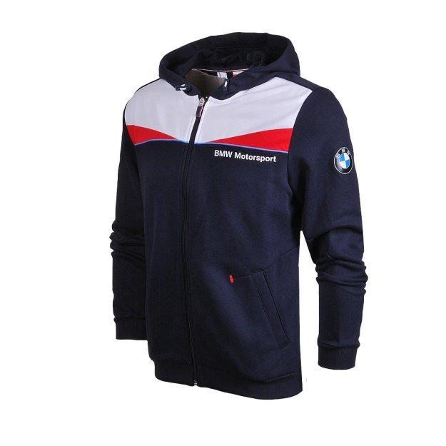 Кофта Puma BMW Sweat Jacket - фото