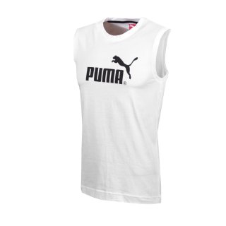 Майка Puma Large Logo No.1 SL Tee - фото 1
