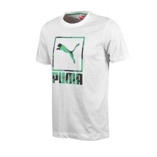 Футболка Puma S.Casual Logo Tee - фото 1