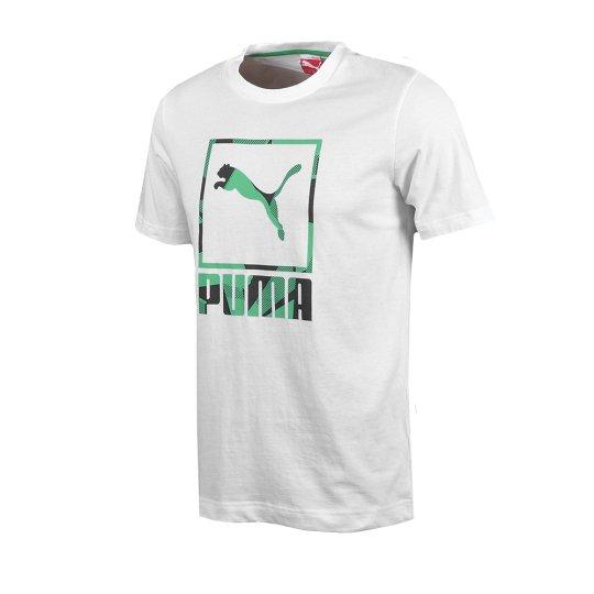 Футболка Puma S.Casual Logo Tee - фото