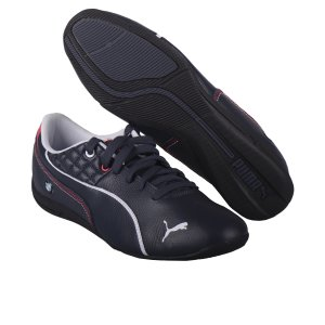 Кроссовки Puma BMW MS Drift Cat 6 Leather - фото 2