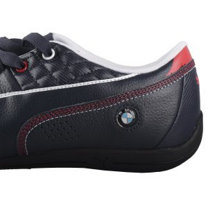 Кроссовки Puma BMW MS Drift Cat 6 Leather - фото 4
