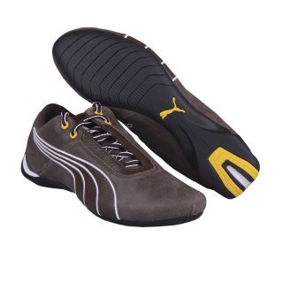 Кроссовки Puma Future Cat S1 Leather - фото 2