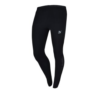 Леггинсы Puma Mesh Detail Leggings - фото 1