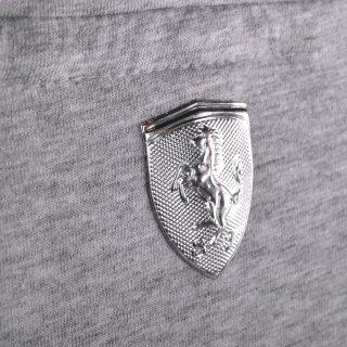 Футболка Puma Ferrari Shield Tee - фото 3