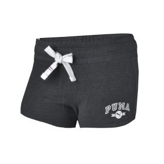 Шорты Puma Style Athl Sweat Shorts - фото 1