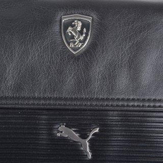 Сумка Puma Ferrari Ls Small Satchel - фото 6