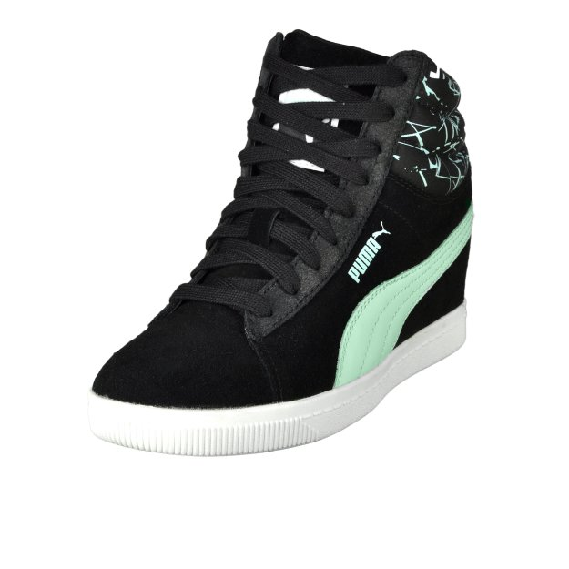 Сникерсы Puma Pc Wedge Geometric Wn's - фото