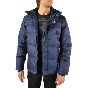 Куртка-пуховик Puma Varsity Down Jacket - фото 8
