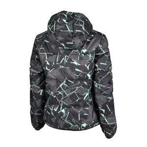 Куртка Puma Reversible Padded Jacket - фото 2